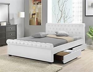 Bettgestell Weiß 160x200 : bett kaufen liefern lassen schlafzimmer deutschland ~ Indierocktalk.com Haus und Dekorationen