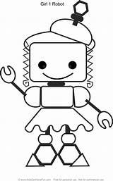 Roboter Colouring Kidscanhavefun Diyideaspin Astro Spațiul Cosmic Obstt Dogukann Scriptburada sketch template