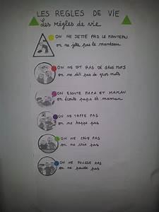 Regle De La Maison A Imprimer : les regles de vie expliquees aux petits trucs et astuces ~ Dode.kayakingforconservation.com Idées de Décoration
