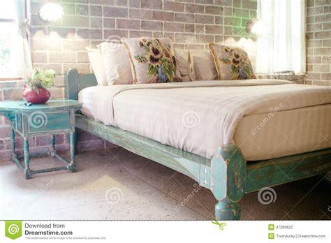 chambre style vintage style de chambre vintage