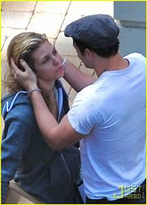 Kellan Lutz & AnnaLynne McCord Caught Kissing: Photo ...