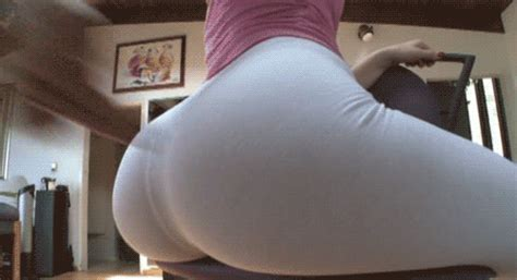 gifs remind    love yoga pants  gifs