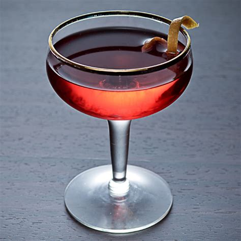negroni with bourbon cocktail spotlight the boulevardier with video raise your spirits