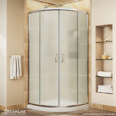shower kit dreamline dl 6154 01fr prime 36 3 8x36 3 8 quot shower