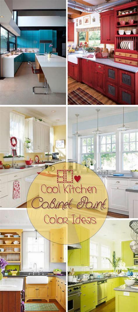 green kitchen paint ideas 80 cool kitchen cabinet paint color ideas 4019