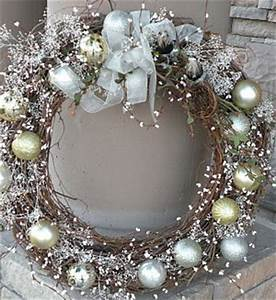 Faire Une Couronne De Noel : faire une couronne de no l les tutos ~ Preciouscoupons.com Idées de Décoration