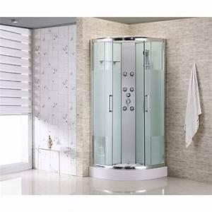 Cabine De Douche Hydromassante : cabine de douche quad hydromassante mitigeur douche ~ Dailycaller-alerts.com Idées de Décoration