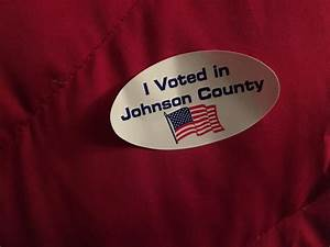39huge influx39 of ballots in johnson county delays election With kitchen cabinets lowes with car registration sticker replacement