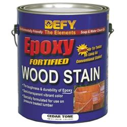 defy epoxy fortified wood stain  rated deck stain colors
