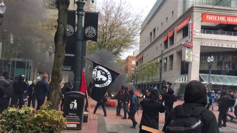 anarchy  doomtown portland  day riot  youtube