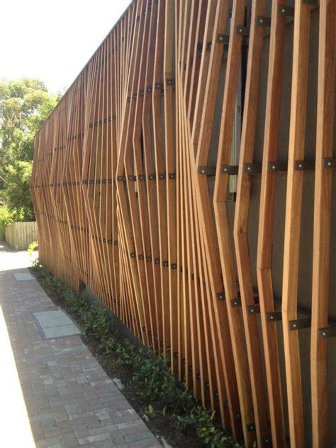 Sichtschutz Aus Holz Für Eine Tolle Außengestaltung