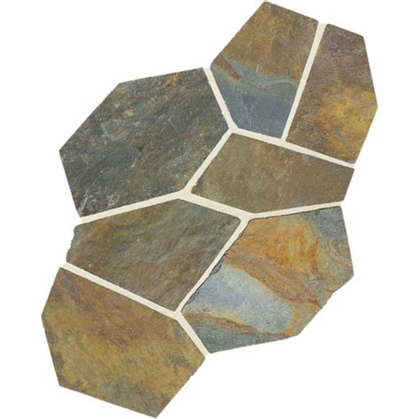 home depot slate tile daltile collection mongolian 12 in x