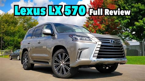 Review Lexus Lx by 2019 Lexus Lx 570 Review 100k Luxury On