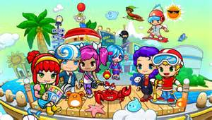 Avatar Virtual World Online Game
