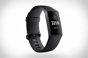 Body Measuring App Fitbit Charge 3 Fitness Tracker Uncrate