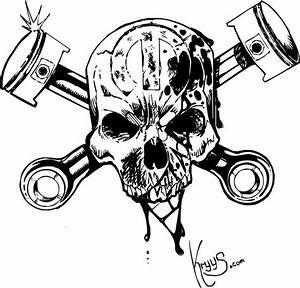 skulls pistons - Google zoeken | Tattoo Idea's | Pinterest ...