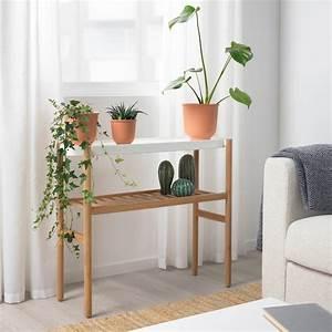 Kaminumrandung Weiß Ikea : satsumas blumenst nder bambus wei ikea ~ A.2002-acura-tl-radio.info Haus und Dekorationen