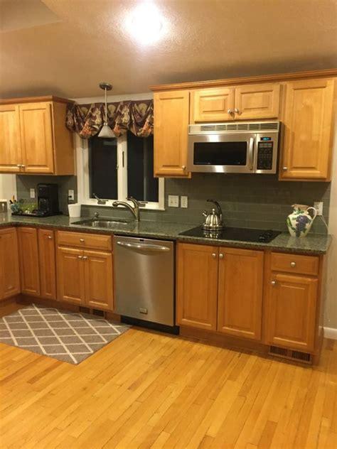 ideas   update oak  wood kitchen cabinets oak