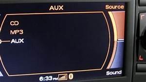 Radio Navigation System  Rns-e  Tutorials