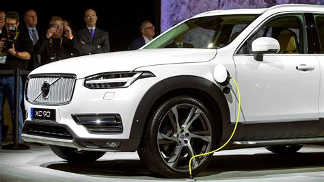 volvo ditches traditional engines  electrified