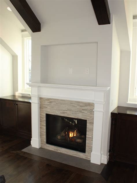 images  fireplace  surround tile ideas