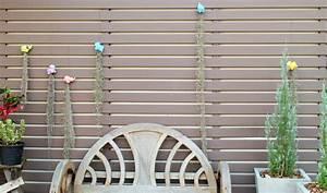 Schallabsorber Selber Bauen : lamellenwand selber bauen carport h tte mit rhombusleisten bauanleitung zum selber bauen garten ~ Eleganceandgraceweddings.com Haus und Dekorationen