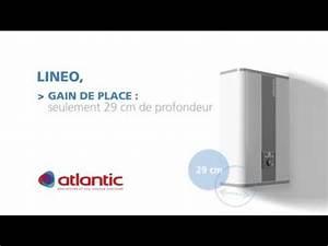 Chauffe Eau Plat : lineo le chauffe eau plat qui repense votre espace youtube ~ Premium-room.com Idées de Décoration