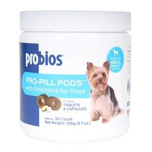 pro pill pods  small dogs peanut butter  ct