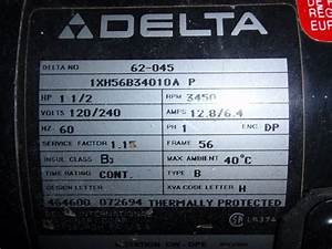 120v Conversion For Delta Contractor U0026 39 S Saw Ii  36-360  - Woodworking Talk