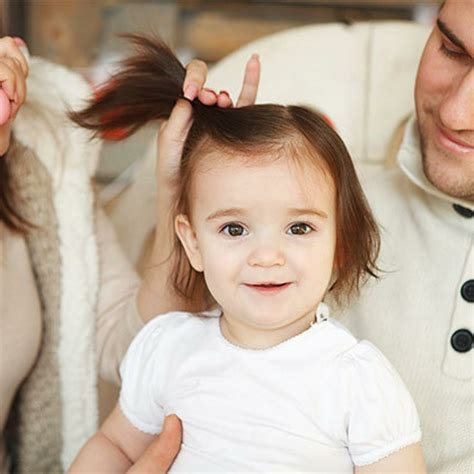 Coiffure facile pour petite fille  attachez les cheveux et u00e7a y est