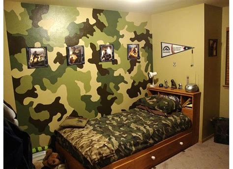 + Best Ideas About Camouflage Room On Pinterest