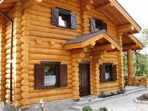 construire soi meme sa maison en rondin de bois ventana blog With maison en rondin prix 6 construire sa maison en bois en kit soi meme