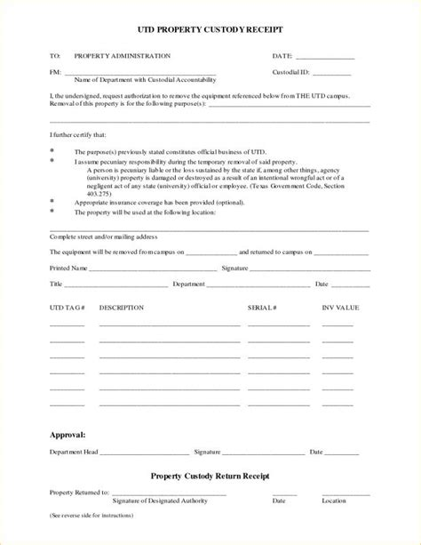 printable legal guardianship forms template business