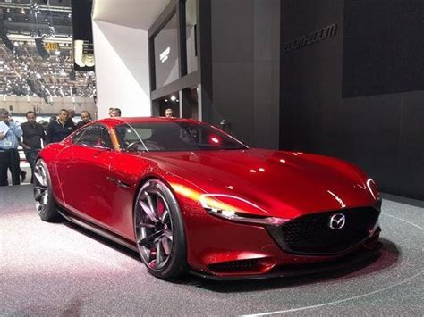 RUMOR: Mazda RX-9 Will Be Revealed At The Tokyo Motor Show ...