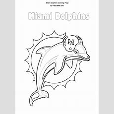 69290miamidolphinscoloringpageopensanewwindowmiamidolphinsgif (576×792)  The Dolphines