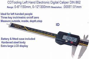 Electronic Digital Caliper Ultra Long Range