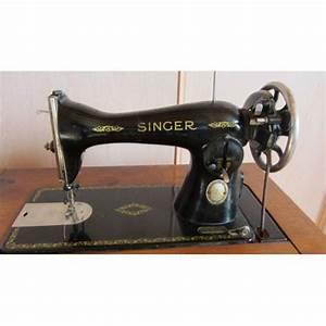 Ancienne Machine A Coudre : machine coudre singer ancienne pas cher priceminister ~ Melissatoandfro.com Idées de Décoration