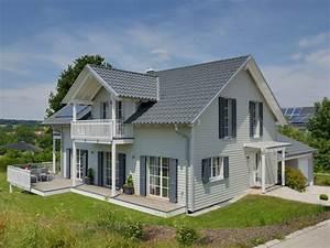 Holzhaus von Baufritz Haus Motz Russ Das Biohaus