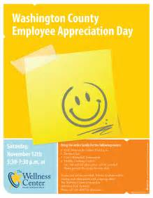 Employee Appreciation Day Flyer