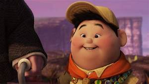 "Russell, character from ""Up"". 