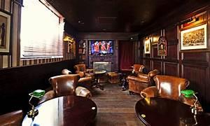 deco salon pub anglais With decoration bureau style anglais