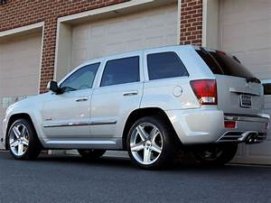 2007 Jeep Grand Cherokee Srt8 Stock   502498 For Sale Near
