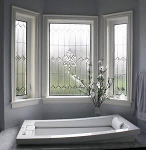 let the sun shine window options for your bathroom bath With bathroom window glass styles