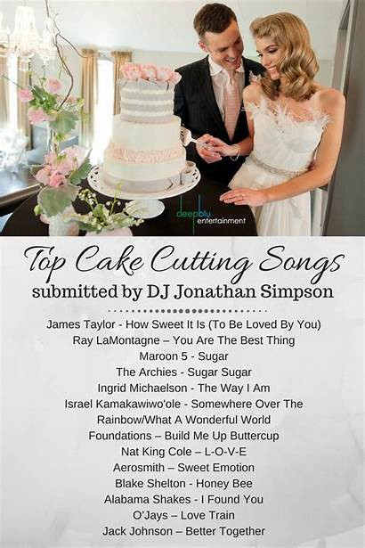 Cake Cutting Songs Dj Song Reception Simpson