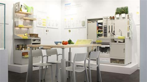 Das Ist Die Kueche Der Zukunft by Ikeas Vision F 252 R Die K 252 Che Der Zukunft Heise