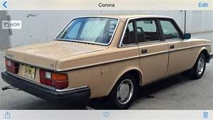 1984 Volvo 244 Dl In Very Good Condition Updated Wiring