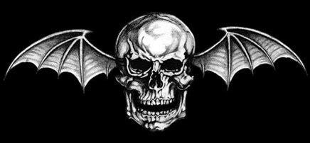 kaos avenged sevenfold logo 04 a7x tour avenged sevenfold