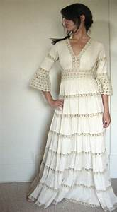 vintage mexican cotton wedding dress xs or s With vintage mexican wedding dress