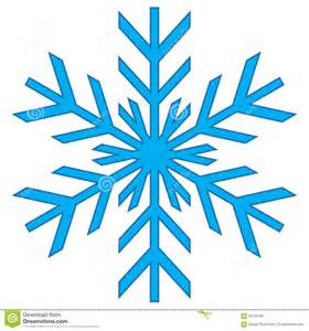 Winter Snowflake Vector
