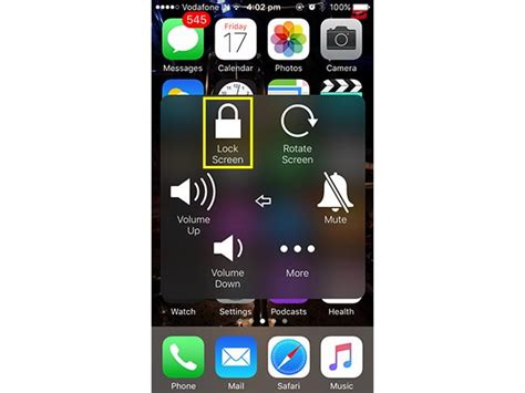 how to turn iphone without power button how to turn off an iphone without using power button gizbot How T